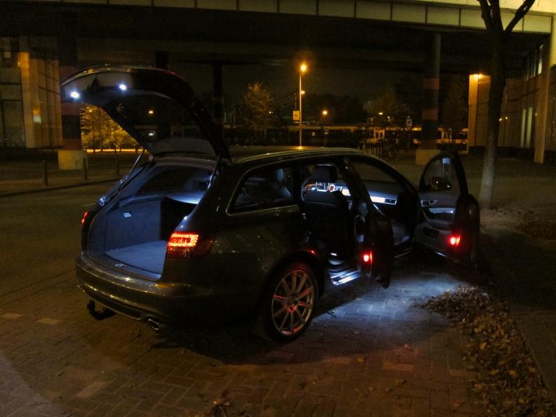 LED Interior Kit... (Video) - Page 2 - AudiWorld Forums